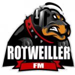 Logo da emissora Rádio Rotweiller FM