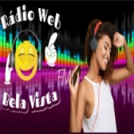 Logo da emissora Rádio Web Bela Vista FM