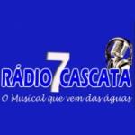 Logo da emissora Radio Cascatas 7