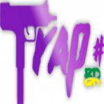 Logo da emissora Rádio Trap BR