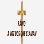 Logo da emissora Rádio Voz Dos Que Clamam