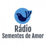 Logo da emissora Rádio Sementes de Amor