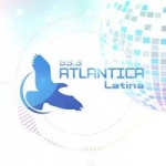Logo da emissora Radio Atlantica Latina 93.3 FM