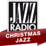 Logo da emissora Jazz Radio Christmas Jazz