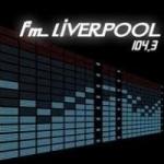 Logo da emissora Radio Liverpool 104.3 FM