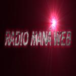 Logo da emissora Rádio Maná Web