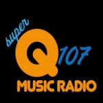Logo da emissora Super Q 107