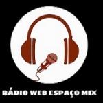 Logo da emissora Rádio Web Espaço Mix