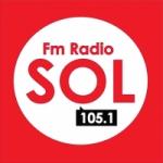 Logo da emissora Radio Sol 105.1 FM