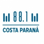 Logo da emissora Radio Costa Paraná 88.1 FM