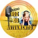 Logo da emissora Rádio a Voz do Avivamento