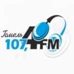 Logo da emissora Gomel City Radio 107.4 FM
