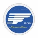 Logo da emissora Radio Melodii Veka 96.2 FM