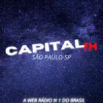 Logo da emissora Capital FM SP