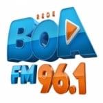 Logo da emissora Rádio Boa FM 96