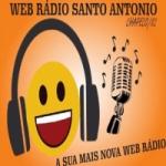 Logo da emissora Web Radio Santo Antonio