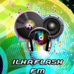 Logo da emissora Ilha Flash