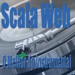 Logo da emissora Scalla Web