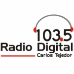 Logo da emissora Radio Digital 103.5 FM