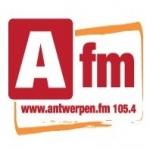 Logo da emissora Radio Antwerpen 105.4 FM
