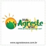 Logo da emissora Rádio Agreste Wave