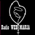Logo da emissora Rádio Web Maria