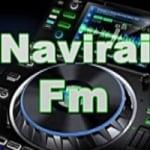 Logo da emissora Naviraí FM
