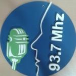 Logo da emissora Radio Del Este 93.7 FM