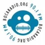 Logo da emissora Boca Radio 90.1 FM