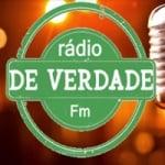 Logo da emissora Rádio De Verdade FM