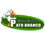 Logo da emissora Rádio Web Pato Branco