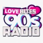 Logo da emissora Love Bites Radio