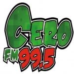 Logo da emissora Radio Cero 99.5 FM