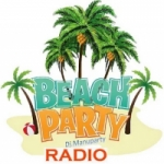 Logo da emissora Beach Party Radio