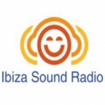 Logo da emissora Ibiza Sound Radio
