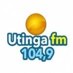 Logo da emissora Rádio Utinga 104.9 FM