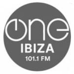 Logo da emissora The One Ibiza 101.1 FM