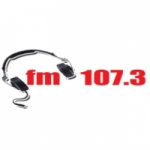 Logo da emissora Radio La Nueva 107.3 FM