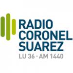 Logo da emissora Radio Coronel Suarez 1440 AM