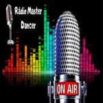 Logo da emissora Rádio Master Dancer