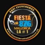 Logo da emissora Radio Fiesta 87.6  FM