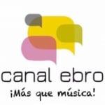 Logo da emissora Canal Ebro Radio 100.9 FM