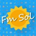Logo da emissora Radio Sol 98.3 FM