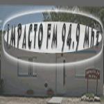 Logo da emissora Radio Impacto 94.9 FM
