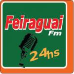 Logo da emissora Rádio Feiraguai