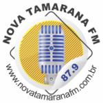 Logo da emissora Rádio Nova Tamarana 87.9 FM
