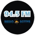 Logo da emissora Radio Activa 94.5 FM