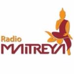 Logo da emissora Radio Maitreya