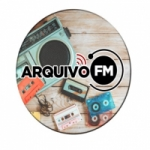 Logo da emissora Rádio Arquivo FM