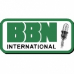 Logo da emissora Radio BBN 107.1 FM
